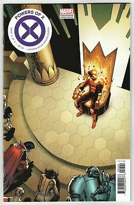 Powers Of X #6 Camuncoli Foreshadow Variant (Marvel, 2019) NM