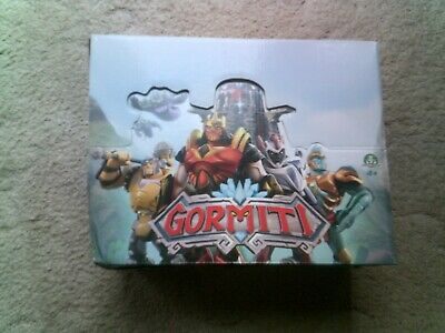 Gormiti  Mini Figures with code card - Complete Your Collection - 2019 Release