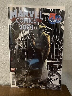 Marvel Comics #1001 Mike Deodato Spoiler Nycc 2019 Variant