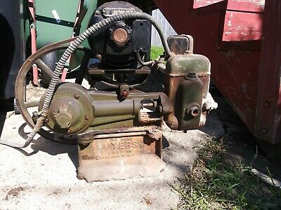 F.E. Myers pump.& water tank used condition unknown- Local pickup only.
