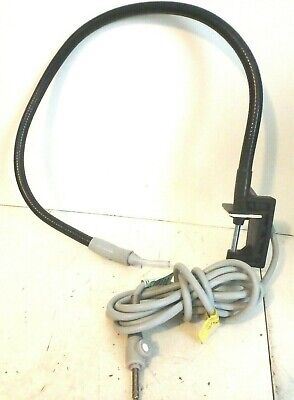 "Nurse Call Cord Breathcall 1/4"" Phono Plug 9' Cord w/ Flexable Clamp on Model"