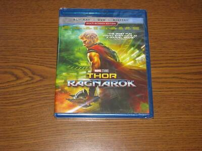 Thor: Ragnarok (Blu-ray/DVD, 2018, 2-Disc Set, No Digital Copy)