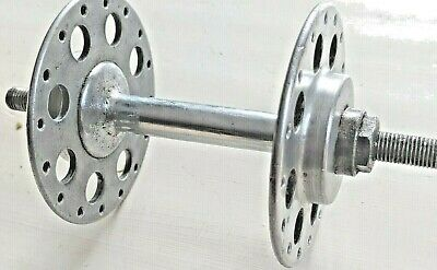150mm//180mm Bicycle Wheel Hub Axle Front Rear Steel Solid Spindle Shaft Vintage