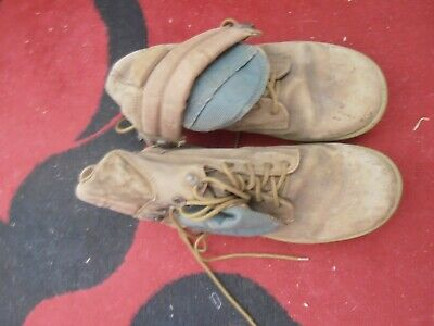 old australian army boots used size 12 au as used on deployment leather upper