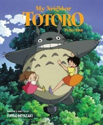 NEW My Neighbor Totoro Picture Book (New Edition) By Hayao Miyazaki Paperback