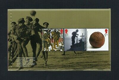 GB 2015 Booklet pane 1915 FIRST WORLD WAR  SG 3714a  MNH / UMM FV£4.56