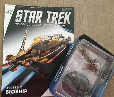 Star Trek Eaglemoss Model and Magazine