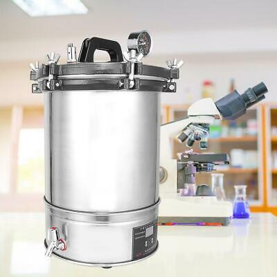 280CB 18L Medical Portable High Pressure Steam Sterilizer Stainless Steel 220V