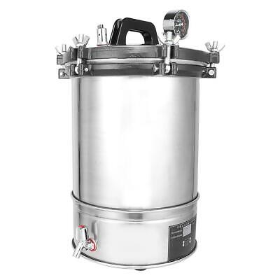 280CB 18L Stainless Steel Autoclave Sterilizer Medical Disinfect Device