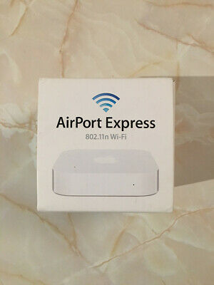 Apple Airport Express Wifi Base Station (A1392) Used, Works Perfectly