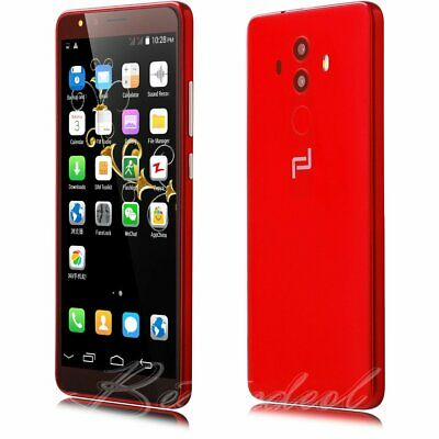 """2019 Android 8.0 Mobile Phones Quad Core Dual SIM 5.5"""" Touch Smartphone Unlocked"""