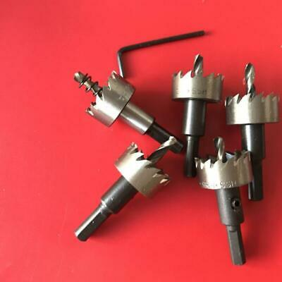 12-100mm HSS Hole Saw Cutter Tooth for Steel Metal steel Drill Bits