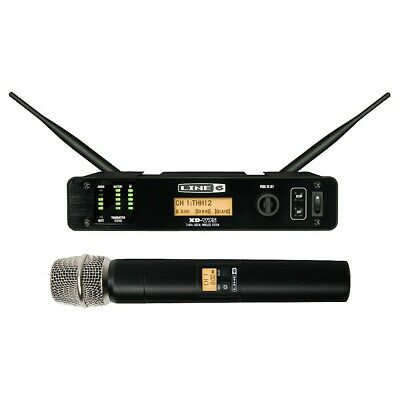 Line 6 XD-V75 Digital Wireless Handheld Microphone System Black