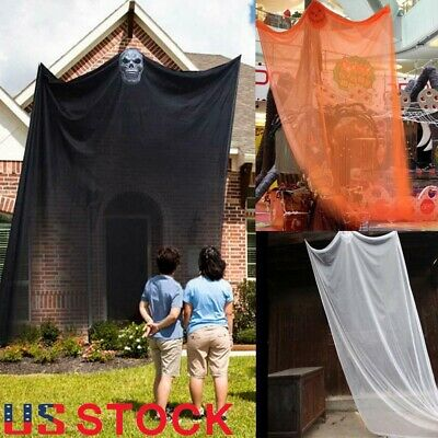 10.8ft Halloween Ghost Hanging Decorations Scary Spooky Decor for Outdoor Indoor