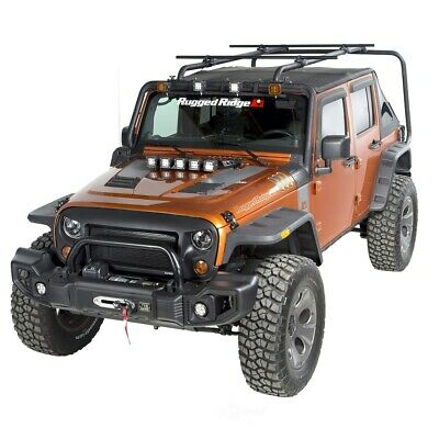 Roof Rack-Unlimited Sport Rugged Ridge 11703.22