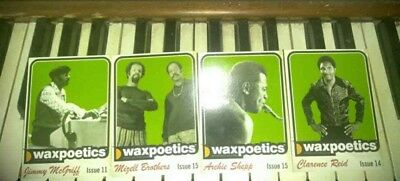 RARE Wax Poetics Cards, Originally Released With Early Copies Of The Magazine