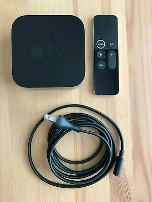 Apple TV (5th Gen) 4K 64GB (MP7P2LL/A) - slightly used