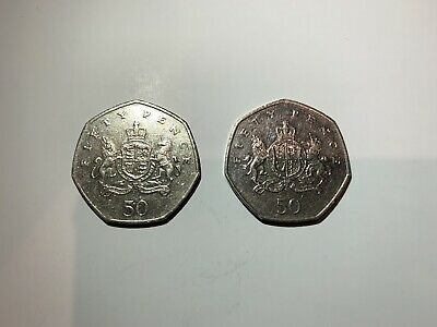 2013 Christopher Ironside 50p fifty pence coin Rare FREEPOST