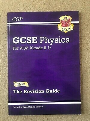 Grade 9-1 GCSE Physics: AQA Revision Guide with Online Edition... by CGP Books