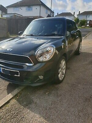 Mini paceman cooper SD 2ltr in glorious  black 2013 model with only 64678 miles
