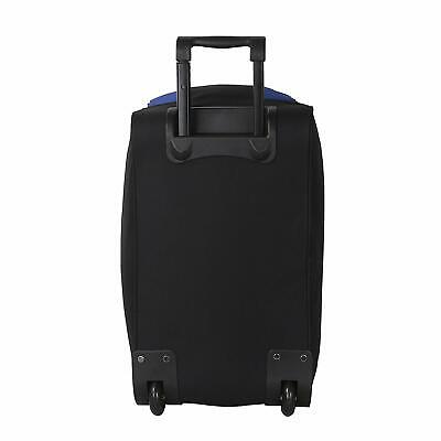 "Travelers Club Luggage Adventure 20"" Multi-Pocket, Blue, Size 20 Inch 46.2L"
