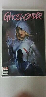 Ghost-Spider #1 Shannon Maer Trade Dress Variant Limited To 3000