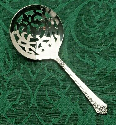 Damask Rose by Oneida Sterling Silver Bon Bon, Nut or Candy Spoon 5""