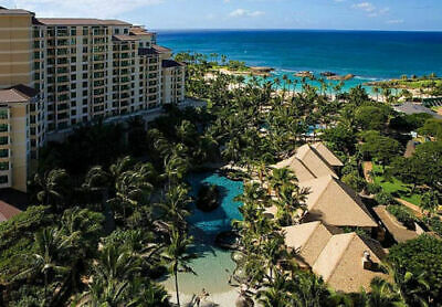 Marriott  timeshare Ko' Olina platinum week, guaranteed ocean view