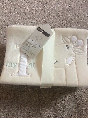 Baby 1st Marks And Spencer Keepsake Book And Wall Hanger