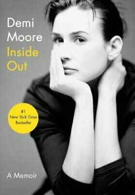 Inside Out by Demi Moore 9780007466085   Brand New   Free UK Shipping