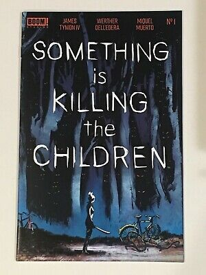 Something Is Killing The Children #1 Cover A Main Boom Comic Book