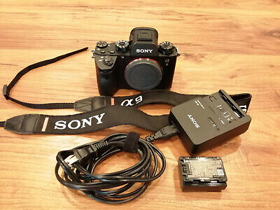 Sony Alpha a9 Mirrorless Digital Camera Body - Only 9765 Shutter Counts
