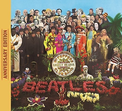 Beatles-Sgt. Pepper`s Lonely Hearts Club Band (50Th Anniversary Japanese  Cd New