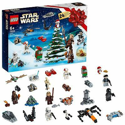 Lego Star Wars 75245 - Calendar of Advent - Build Your Christmas -plus 6 Years