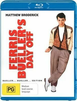 NEW Ferris Bueller's Day Off Blu Ray Free Shipping