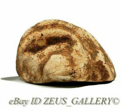Pre Columbian MAYAN  Pottery Sculpture Glyph abstract Figurine 500 AD