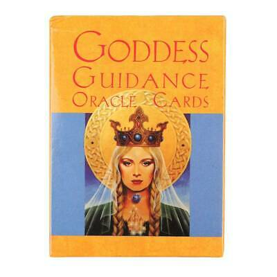 New In Box Goddess Guidance Oracle Cards Read Future Fate 44 Cards Deck English