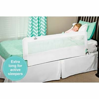 Regalo Hide Away Extra-long Bed Rail White
