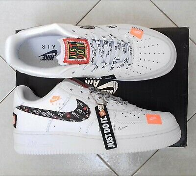 2019 New Air Force 1 Low Just Do It dimensione :38-45