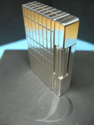 S.t. Dupont Gatsby Lighter Revised And Guaranteed - Briquet Accendino Feuerzeug