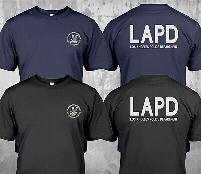 NEW Police Department Los Angeles LAPD SWAT Special Force T-Shirt
