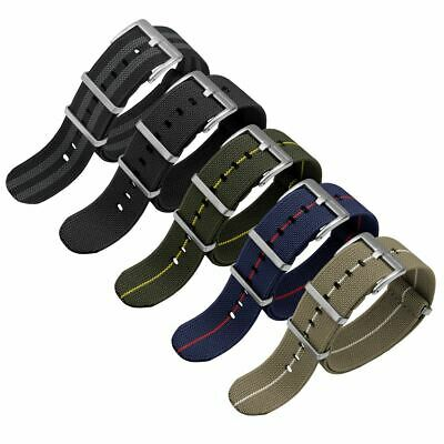 Elastic E-G10 Military Watch Strap by ZULUDIVER