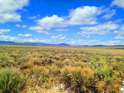 Rare 10 Acre Nevada Ranch! Easy Access! Near Power! Mountain Views! No Reserve!