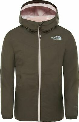 The North Face Girls' Eliana DryVent Rain Triclimate Jacket Size Large BNWT