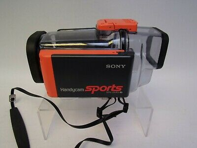 Sony Handycam Sports SPK-DVF2 Underwater Case Housing - Excellent Condition