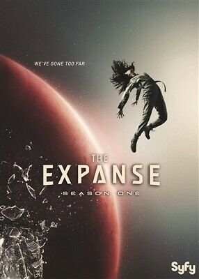 THE EXPANSE TV SERIES COMPLETE SEASON ONE 1 New Sealed DVD
