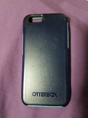 OtterBox Ultra Slim Symmetry Series Case for Apple iPhone 6/6S Blueberry