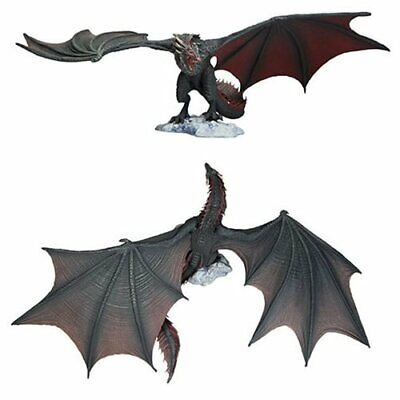LAST ONE! Game of Thrones Drogon Deluxe Action Figure Box Box Mcfarlane Toys