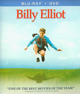 Billy Elliot (Blu-ray+DVD) (Bilingual) (Blu-ra New Blu