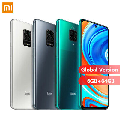 Xiaomi Redmi Note 8 32/64 GB Octa Core Smartphone Mobile Global Version